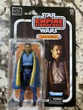"Star Wars Black Series ESB 40th Anniversary Lando Calrissian 6"" Action Figure"