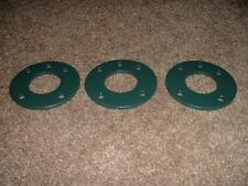 3 guy rings fr 4 Foot Military poles/mast,thick steel,For Camo pole Mast