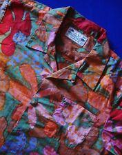 SHIRT jungle style vintage 80's VANS  the Joel Tudor collection tg.S New!