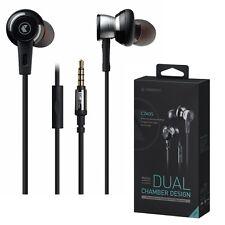 CRESYN C740S In Ear Earset Earphones Headphones with Mic For Smartphones