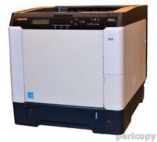 Kyocera FS-C5250DN Farblaserdrucker Duplex USB Netzwerk Top Zustand 32500 S.