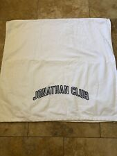 Jonathan Club Beach Towel