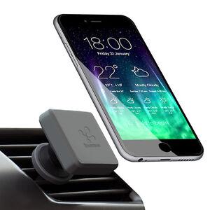 Koomus Pro Air-M Air Vent Universal Magnetic Cradle-less Smartphone car mount