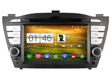 Autoradio DVD/GPS/NAVI/RADIO/Android 4.4.4/DAB para Hyundai IX35 2010-14 M047