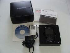 BLACKBERRY CURVE 8530 BLACK SMARTPHONE - VERIZON - ORIG. BOX - UNTESTED - PARTS