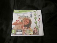 3DS - IO E I MIEI CUCCIOLI 3D - Nuovo, ITA ! Compatibile 2DS e New 3DS XL