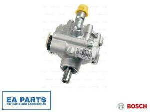 Hydraulic Pump, steering system for RENAULT BOSCH K S01 000 083