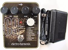 Used Electro-Harmonix EHX C9 Organ Machine (C 9) Guitar Effects Pedal