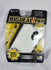 Big Deal Pack Nintendo DS Lite Dream Gear 3 in 1 Bundle