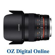 New Samyang 50 mm f/1.4 AS UMC F1.4 for Canon 1 Yr Au Wty