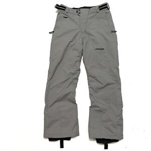 Spyder S Small Men's Snow Ski Pants Insulated Nylon