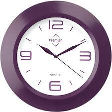 Quartz (Battery Powered) Kitchen Analogue Wall Clocks