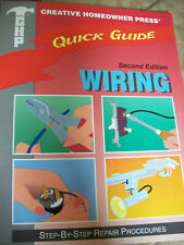 WIRING Quick Guide Step-by-Step Repair How-To ~ Switches Receptacles Plugs Cords