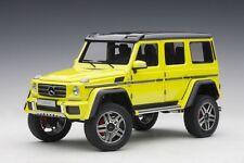AUTOart 76319 - 1/18 Mercedes-Benz G500 4x4-2 2016 - Yellow - Neu