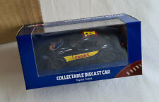 Adelaide Crows AFL 2020 Toyota Supra Collectable Model Car Die Cast