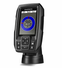 Fish Finder 3.5in Display Built In Gps Navigation Gear Chirp Sonar Transducer