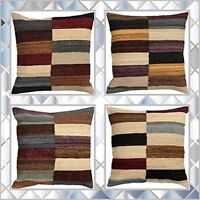 Handmade Kilim Cushion Covers mix & match, multi color cushions, best gift guide
