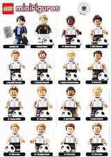 LEGO 1 MINIFIGURA Jerome Boateng Figura de Coleccionista Serie Fútbol EM 2016