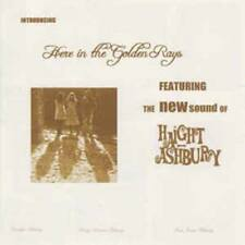 Haight Ashbury CD - Here in the Golden Rays - New and sealed