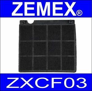 Kohlefilter Aktivkohle filter wie Bauknecht AMC 027 Whirlpool 481248048145 AEG