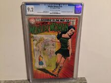 WONDER WOMAN # 179 CGC 9.2 NM- (DC 1968) CLASSIC COVER