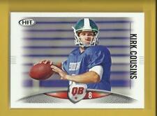 Kirk Cousins RC 2012 Sage Hit Rookie Card # 108 Minnesota Vikings Football NFL
