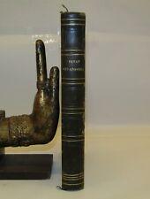 Cristianesimo Storia - Ernest Renan: Les Apotres - Levy Freres 1866 ex libris