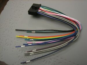 Soundstream   Wire Harness for VR-651B 20 pins