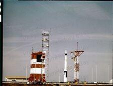 4x5 Original Transparency NASA Nike Apache Rocket 1961-78  #16062
