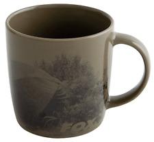 FOX Scenic Ceramic Mug Tasse Keramik Geschenkidee Karpfenangeln Kaffeetasse