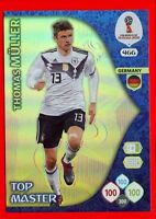 WC RUSSIA 2018 -Panini Adrenalyn- Card Top Master 466 - MULLER - GERMANY