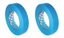 3M Scotch 3434 19mm x 50m Water Resistant Automotive Masking Tape - Blue