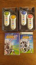 Xbox 360 Szene es: Lights Camera Action W 4 Controller Party Spiel Spaß Xmas SC