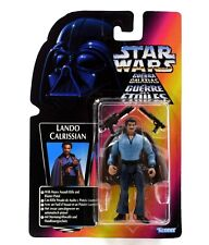 Star Wars The Power of the Force (Red Euro) - Lando Calrissian Action Figure