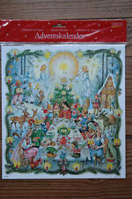 Calendar from Top Of Avent Tales / Fables, 11 13/16x11 13/16in, Blister, Choose