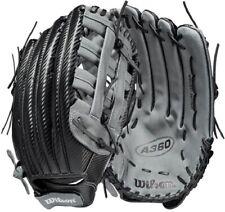 "Wilson WBW10019615 15"" A360 Series Slowpitch Softball Glove"