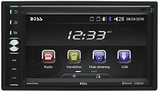 Boss Audio Systems BV9370B Bluetooth In-Dash Double-Din MP3 Digital Media AM/...