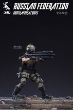 JOY TOY : Russian North Africa Corps Nicola 1:18 Scale Action Figure