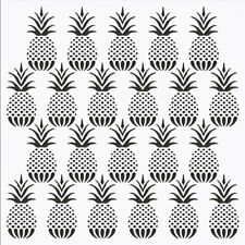 "Simple Stories - Vintage Coastal Collection - 6"" Stencil - Pineapples"