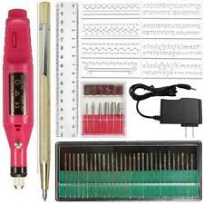 54Pcs Electric Micro Engraver Pen Metal Mini Grinder Set DIY Engraving Tools Kit