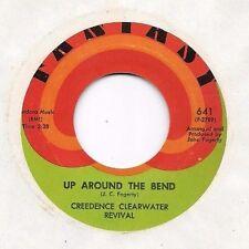 CCR * 45 * Up Around The Bend / Run Through The Jungle  * 1970 #2 * USA ORIGNAL
