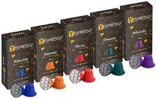 Capsules NESPRESSO compatibles (Kit dégustation, 100 capsules)