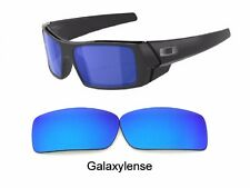 Galaxy Replacement Lenses For Oakley Gascan Sunglasses Ice Blue Polarized