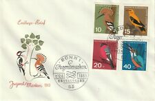 1963 Germany FDC cover Charity - for Youth