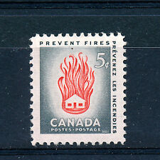 CANADA 1956 FIRE PREVENTION WEEK SG490  MNH
