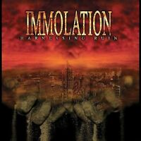 Immolation : Harnessing Ruin CD