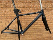 Ridley X-Bow Disc Cyclocross / Gravel Alloy Frame Carbon Fork QR - XXS