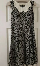 Orla Kiely Resort 2012 Rare Daisy Meadow Print Silk Dress Size UK6 US 2 BNWT