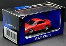 AutoArt 1/64 Porsche 911 Turbo 996 Red