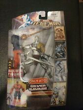 Hasbro Marvel Legends Series 5 Silver Savage Action Figure
